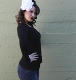 Trudy Classic Cardigan Black