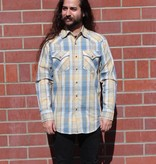 Pendleton Frontier Blue/Cream