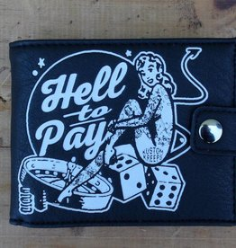 Hell To Pay Black Wallet