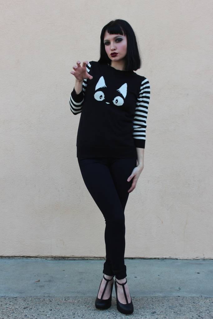 Cat Burglar Sweater