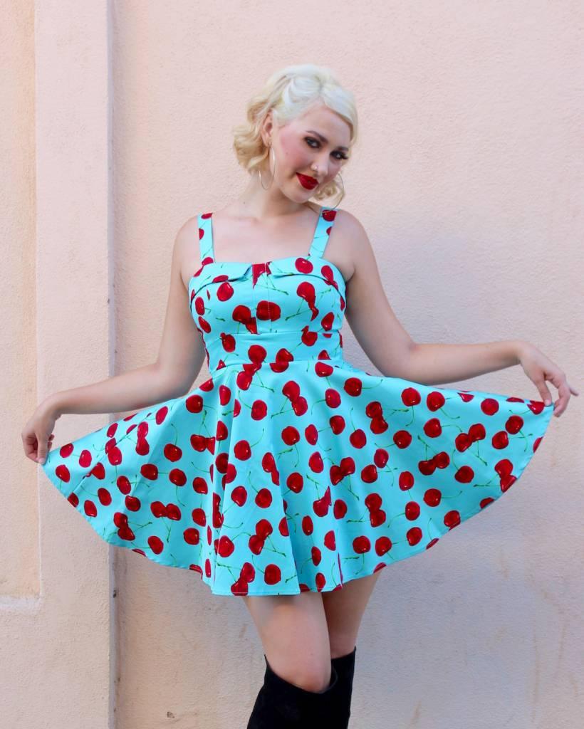 Marlena Blue Cherry