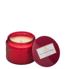 Goji Tarocco Orange Petite Jar Candle