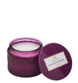 Santiago Huckleberry Petite Jar Candle