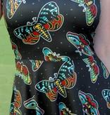 Deaths Head Moth Dress