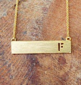 Gold Bar F