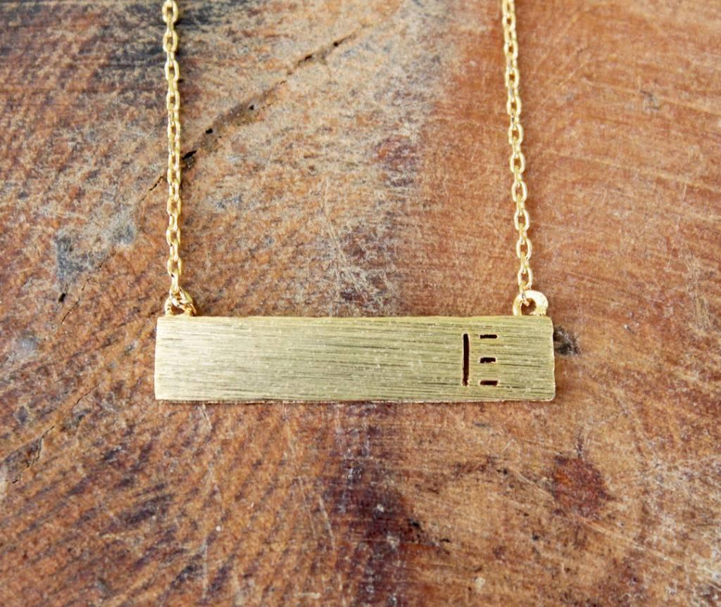 Gold Bar E