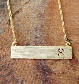 Gold Bar S