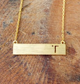 Gold Bar T