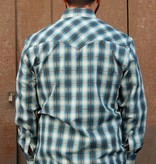 Pendleton Frontier Brown/Turquoise
