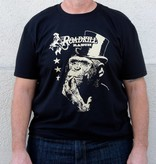 Smoking Monkey Shirt