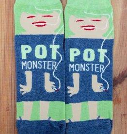Pot Monster Socks
