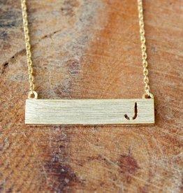 Gold Bar J