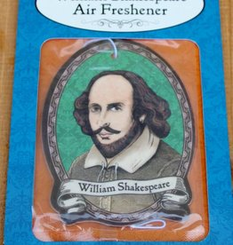 Shakespeare Air Freshener
