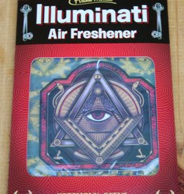 Illuminati Air Freshener