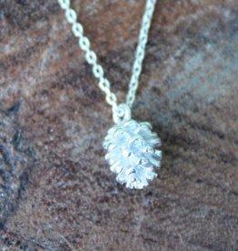 Pine Cone Silver
