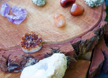 Crystals & Rocks