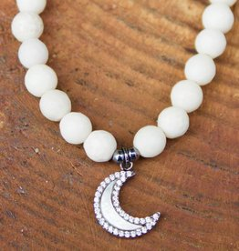 Snow Moon Bracelet