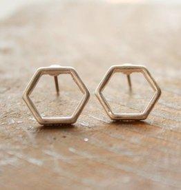 Hexagon Cut Out