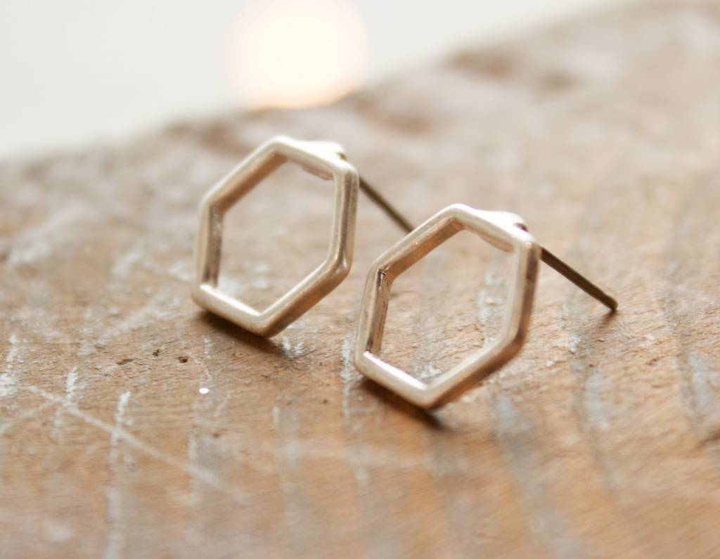 Hexagon Cut Out