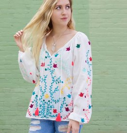 Free Bird Blouse