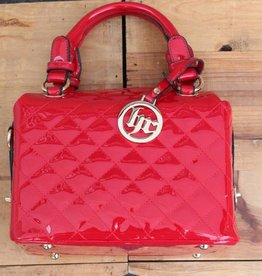 Scarlet O'Handbag Red