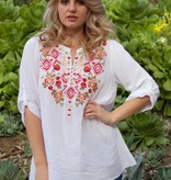 Mayan Muse Blouse