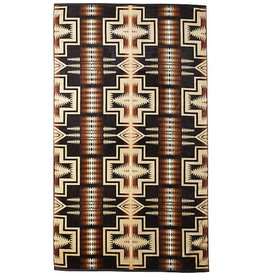 Pendleton Spa Towel Harding Black
