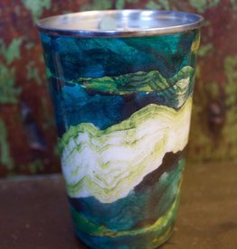 Santal Fig Enameled Tumbler