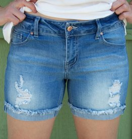 Celebrity Denim Short
