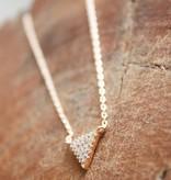 Diamond Pyramid Neck