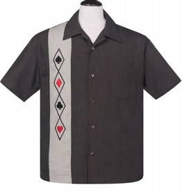 All In All Button Up Charcoal