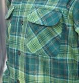 Board Shirt Green Plaid