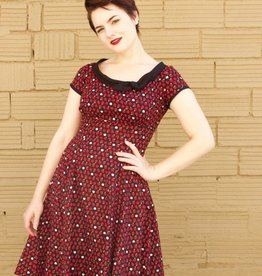 Beverly Dress Apples