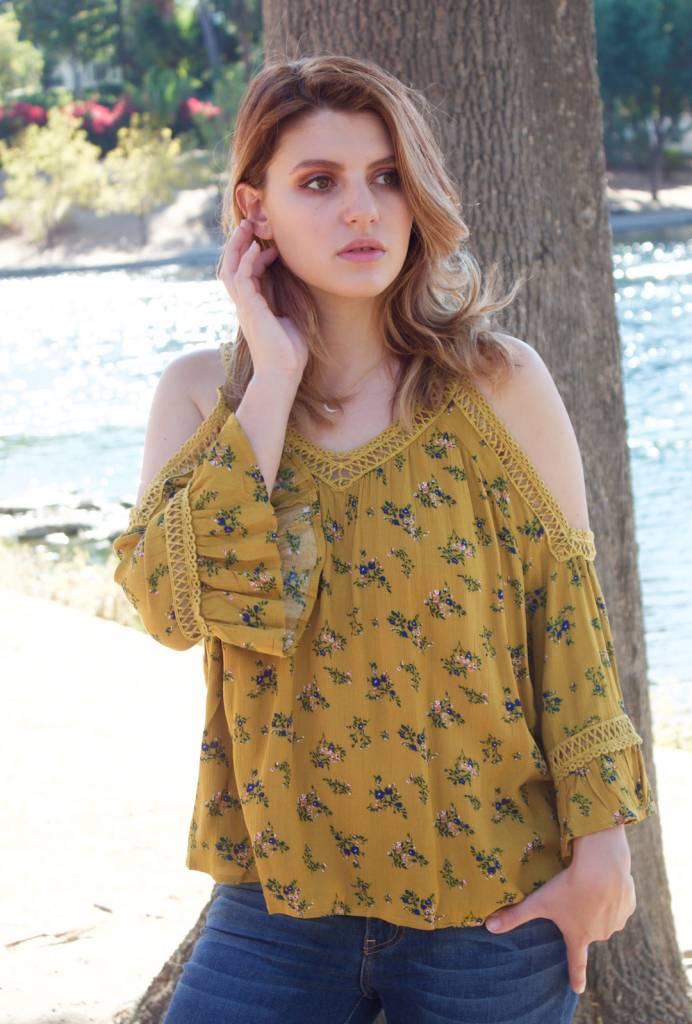 Golden Girl Top