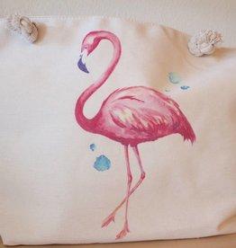 Flamingo Fanatic Tote