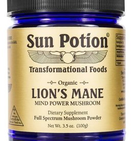 Lion's Mane Powder