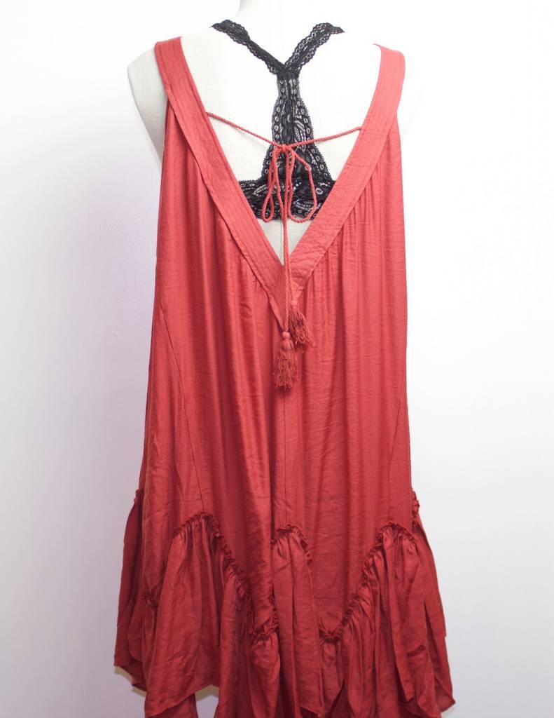 Frisco Flounce Dress