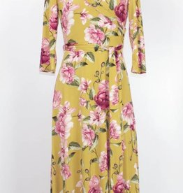 Maxine Classic Mustard Floral