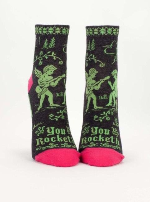 You Rocketh Socks