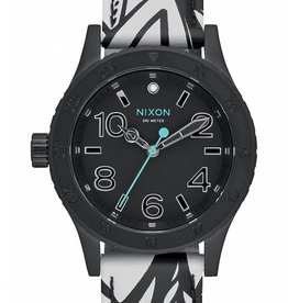 Nixon 38-20 Blk/Bleach