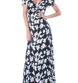 MinkPink Keep Blooming  Maxi