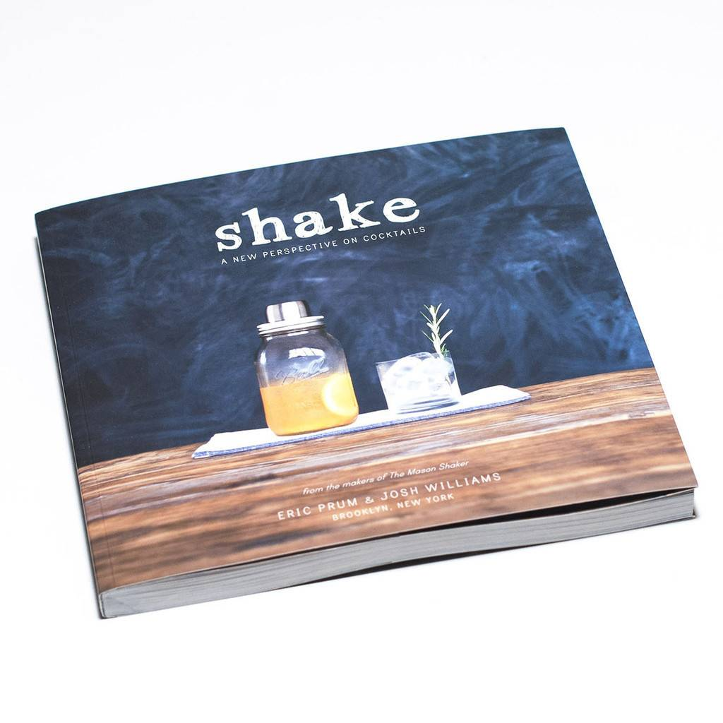 W&P Design Shake Barware Set
