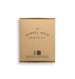 W&P Design Barrel Aged Spirits Kit