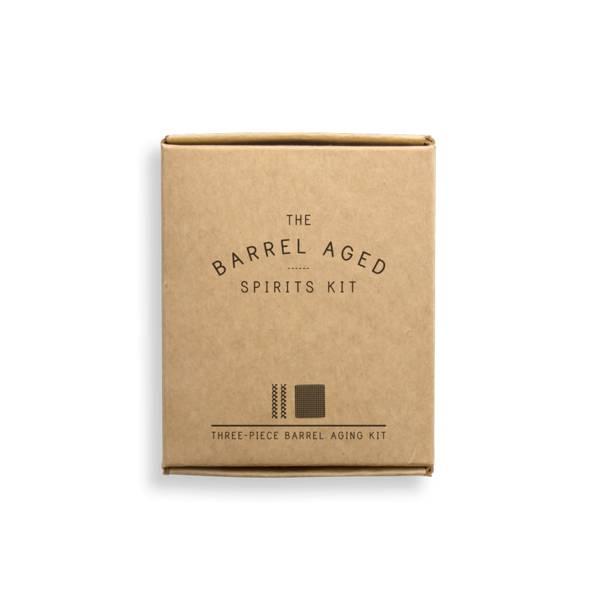 W&P Design Barrel Aged Spirits Kit