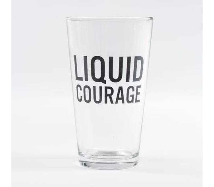 Southern Winston Liquid Courage Pint
