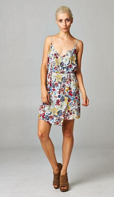 Charlie Floral Dress