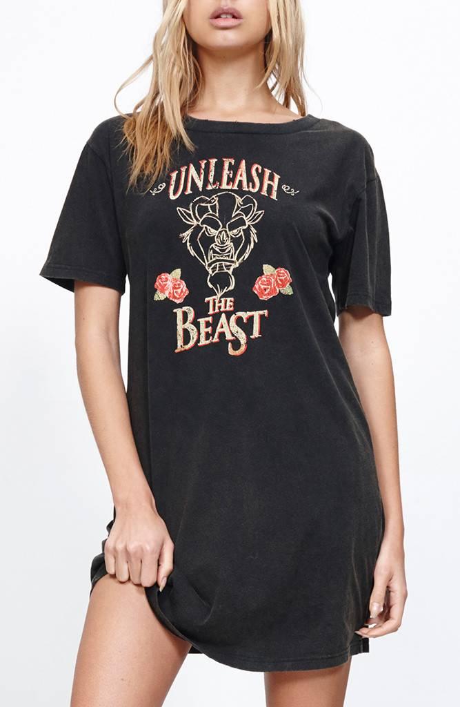MinkPink Beast Tee Dress