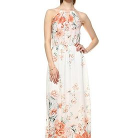Papermoon Border Print Maxi