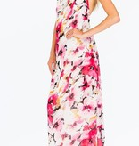 Olivaceous Summer Nights Maxi