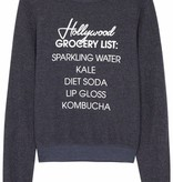 Wildfox Hollywood Grocery List